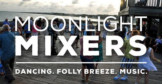Moonlight Mixer - May 24, 2019 at Folly Beach Fishing Pier - 101 E