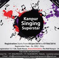 Kanpur Singing Superstar