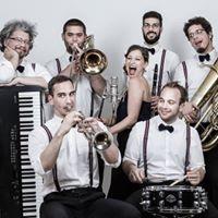 Ratty Jazz Band a Jazzfvros Fesztivlon