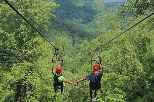 Mashujaa Offer- Ziplining  Paintball & Hike - The Forest