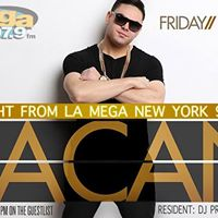 NEW YORK TAKEOVER WITH DJ BACAN BACAN