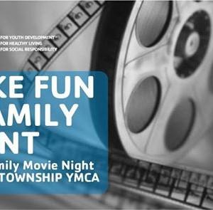 Indoor Family Movie Night