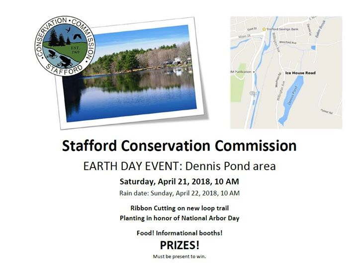 SCC Earth Day Event