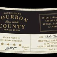Bourbon County Relase Party