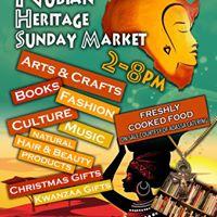 Nubian Heritage Sunday market