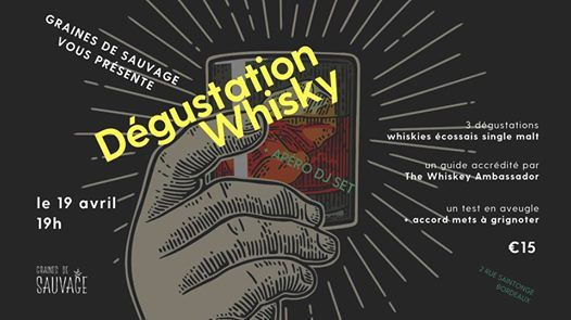 Dgustation Whisky