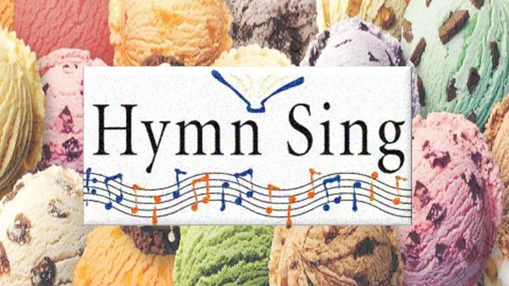 Old fashioned hymn sing and ice cream social chandler