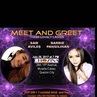 Meet and Greet these lovely ladies of BarSamGel