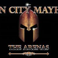 MC M-Core Iron City Mayhem  The Arenas