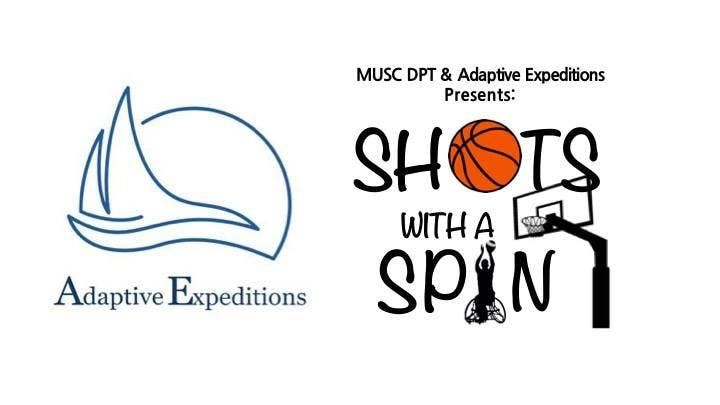 Shots with a Spin 2019 - Wheelchair Basketball Charleston SC