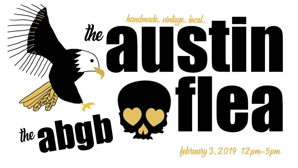 February Austin Flea at the ABGB