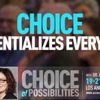 Choice Of Possibilities Los Angeles wDain Heer &amp Simone Milasas