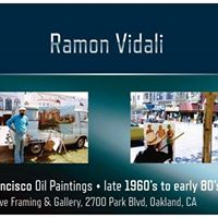 Adults only - Male Nudes - Popup of Ramon Vidali Oil Paintings