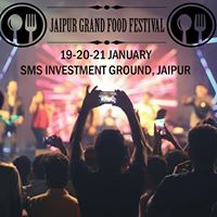 Jaipur Grand Food Festival