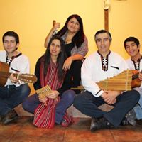 Kinehuen - Musiker aus Chile spielen bei Vitopia