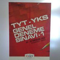Bireysel Akademi TYT - YKS Genel Deneme Snav