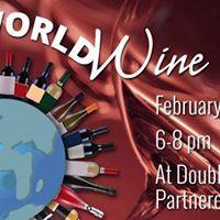 Around The World Wine Tasting