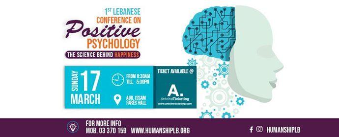 1ST Lebanese Conference on Positive Psychology