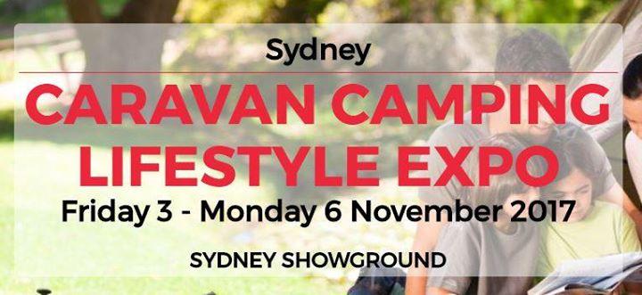 Sydney Caravan Camping Lifestyle Expo At Showground Homebush