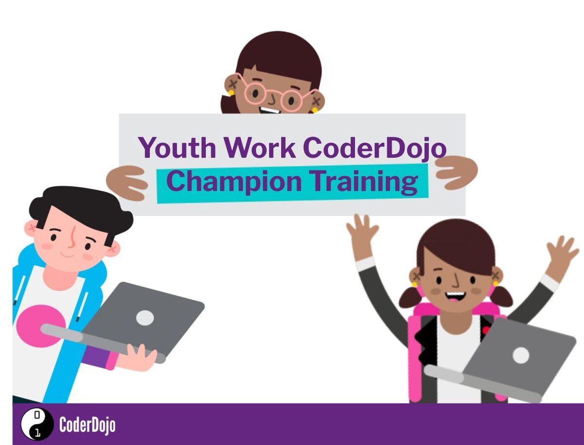 Mayo CoderDojo Training for Youth Workers and Library Staff
