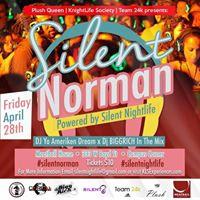 Plush Queen Presents Silent Norman