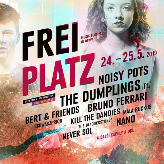 FreiPlatz 2019  hudebn festival v Opav
