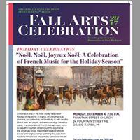 GVSU Fall Arts Celebration