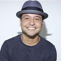 Frankie Quinones at the Arlington Improv