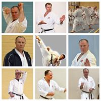 Training and Grading with Sensei Frank Brennan 8th dan