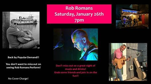 Rob Romans Live at Docies Dock