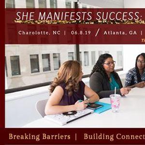 She Manifest Success Mixer