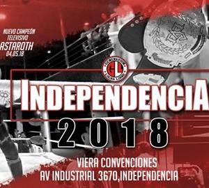 Independencia 2018 - Lucha Libre Profesional