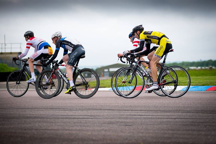 Behind The Bikeshed Racing - Thruxton Series Round 14