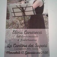 Concerto Di Flauto Traverso Con Degustazione Di Vini  Salumi E formaggi.