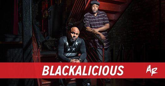 Blackalicous at ArtsRiot