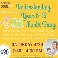 Understanding Your 6-12 Month Baby
