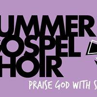 Summer Gospel Choir