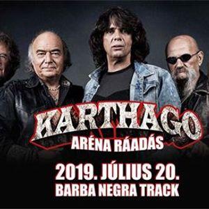 Karthago - Arna Rads  Barba Negra Track