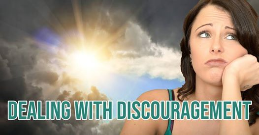 Dealing with Discouragement Meditation Half Day Course