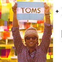 TOMS  Dillards Meet &amp Greet with Blake Mycoskie