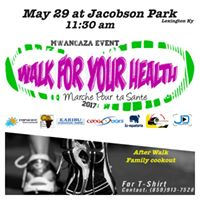 Walk For you Health