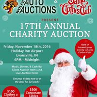 17th Annual Wolfes Auto Auction Charity Auction At Holiday