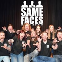The Same Faces - Improvised Comedy (September 2017 - Leicester)