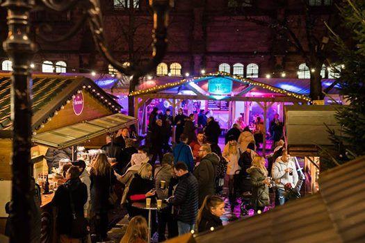 Chester Christmas Market 2018
