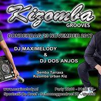 KIZOMBA GROOVESmet DJ MAXIMELODY &amp DJ DOS ANJOS