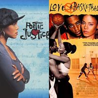 Poetic Justice  Love &amp Basketball 35mm double feature