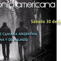 Armona Americana Msica vocal e instrumental