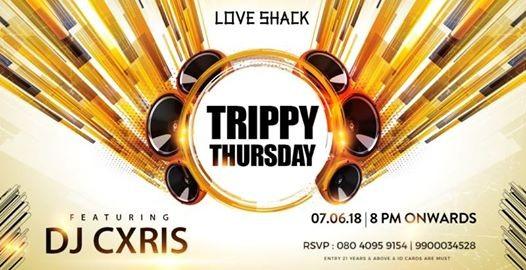 Trippy Thursday Corporate Night