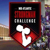 2017 MidAtlantic Strongman Challenge Europa Plat Plus  ProAm