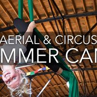 Aerial and Circus Kids Summer Camp